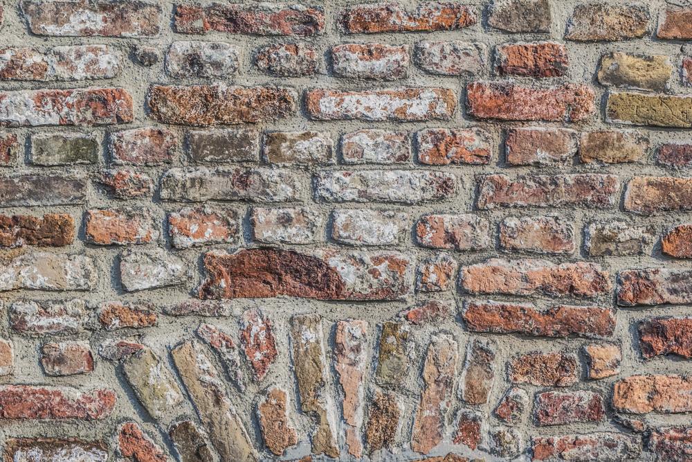 muur voegen
