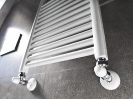 radiator plaatsen badkamer