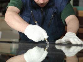 glas snijden