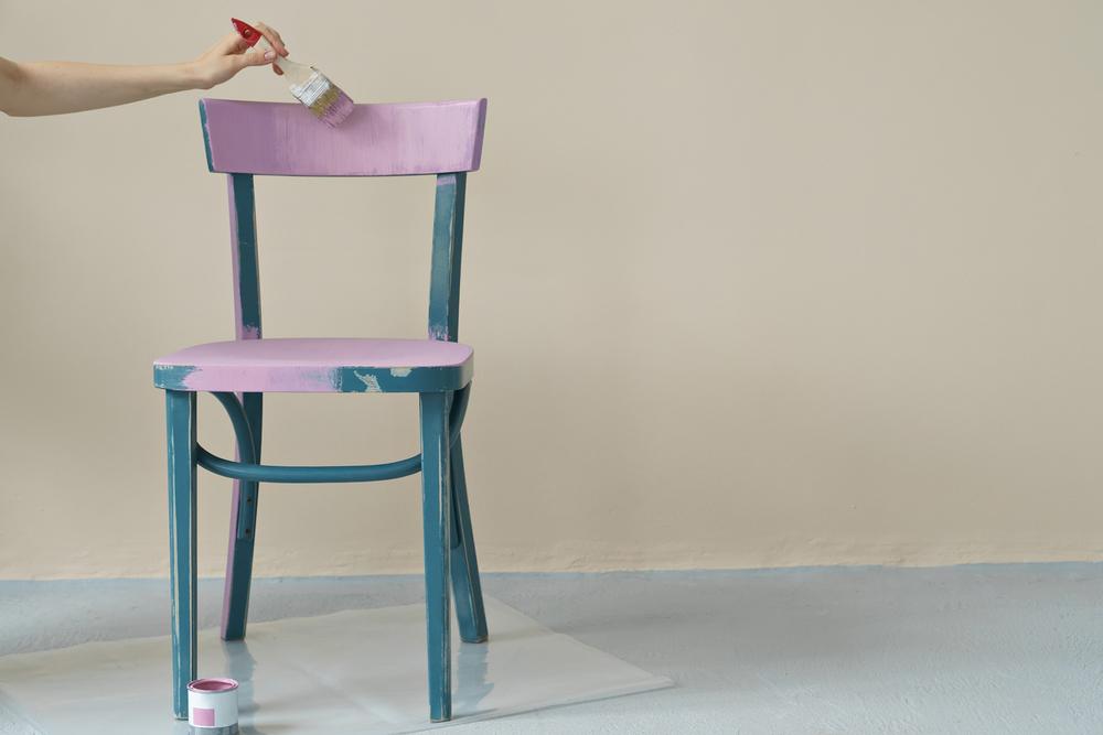 meubels schilderen