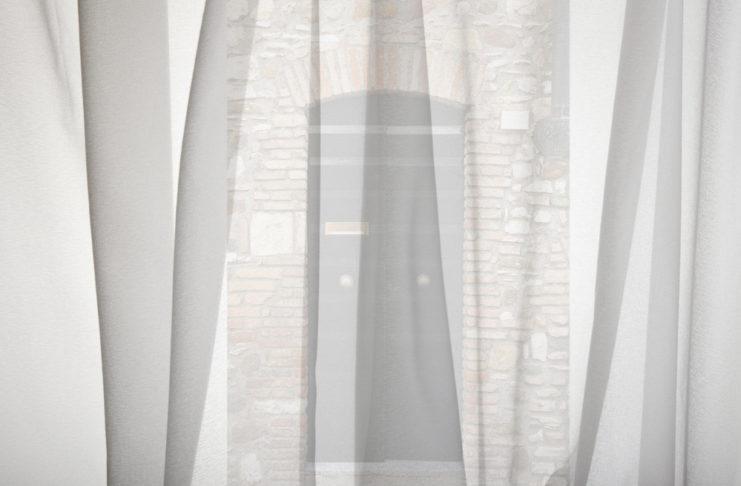 deurgordijn ophangen